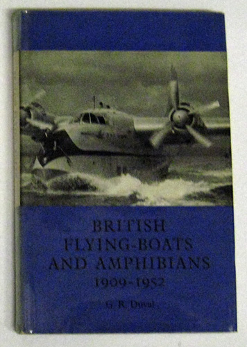 Image for British Flying-Boats and Amphibians 1909 - 1952
