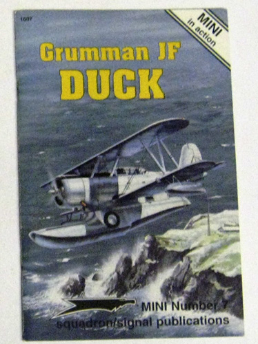 Image for Mini in Action No. 7: Grumman JF Duck