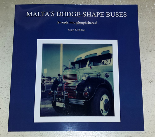 Image for Malta's Dodge-Shape Buses: Swords Into Ploughshares!