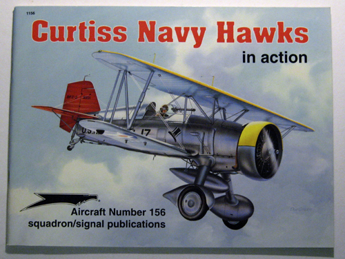 Image for Curtiss Navy Hawks in Action - Aircraft No. 156
