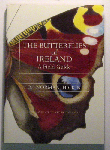 Image for The Butterflies of Ireland: A Field Guide