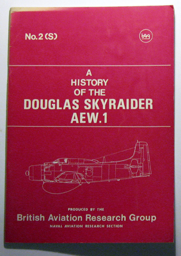 Image for No.2 (S): A History of the Douglas Skyraider AEW.1