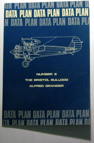 Image for Data Plan No.2: The Bristol Bulldog