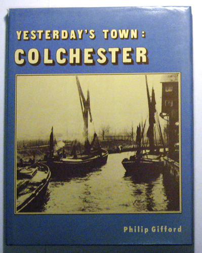Image for Yesterday's Town: Colchester
