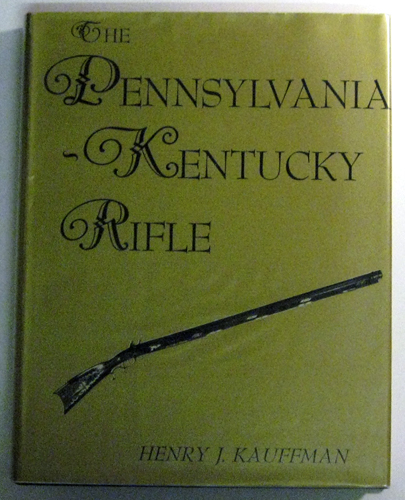 Image for The Pennsylvania-Kentucky Rifle