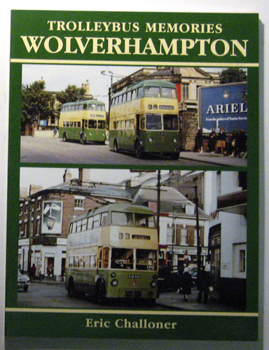 Image for Wolverhampton (Trolleybus Memories)