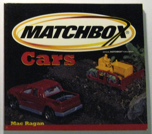 Image for Matchbox Cars. Featuring Vehicles from the Matchbox Road Museum