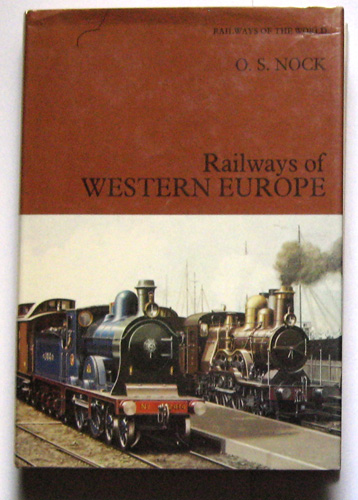 Image for Railways of the World: Railways of Western Europe