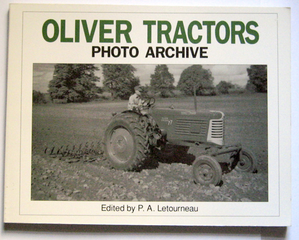 Image for Oliver Tractors Photo Archive