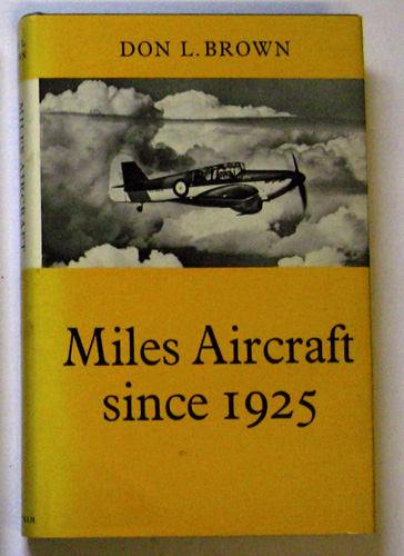 Image for Miles Aircraft since 1925