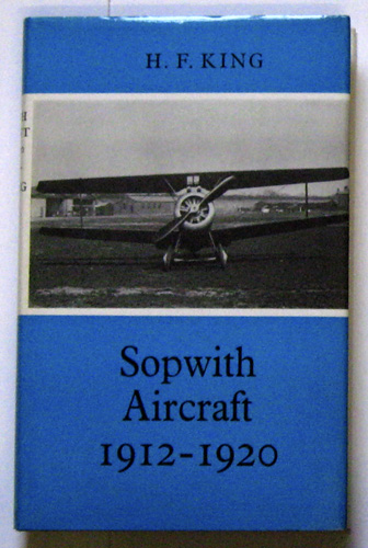 Image for Sopwith Aircraft, 1912 - 1920