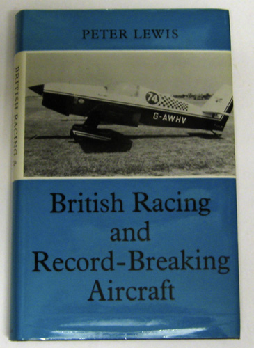 Image for British Racing and Record-breaking Aircraft