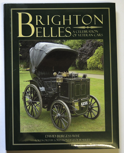 Image for Brighton Belles: A Celebration of Veteran Cars
