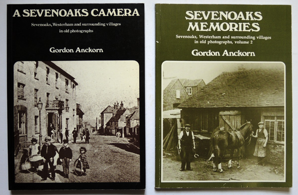 Image for A Sevenoaks Camera: Sevenoaks, Westerham and Surrounding Villages in Old Photographs. 2 Volume Set