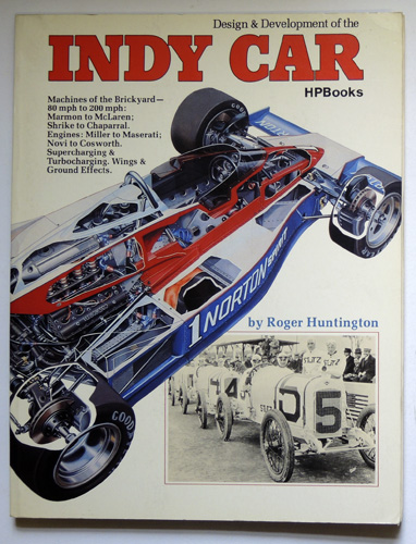 Image for Design and Development of the Indy Car