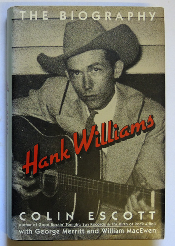 Image for Hank Williams: The Biography