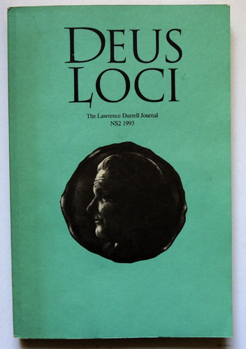 Image for Deus Loci: The Lawrence Durrell Journal NS2 1993