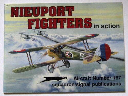 Image for Nieuport Fighters in Action - Aircraft No. 167