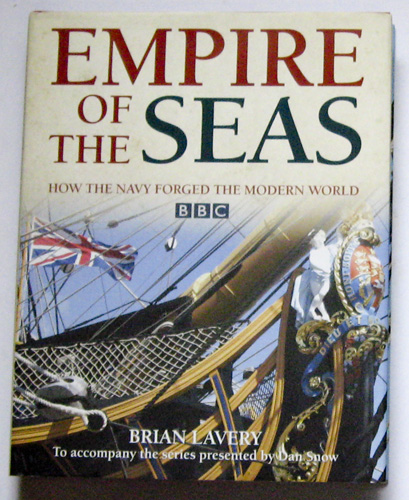 Image for Empire of the Seas - How the Navy Forged the Modern World
