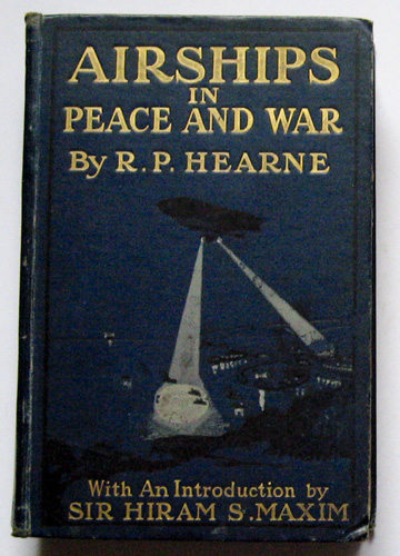Image for Airships in Peace and War (Second Edition)