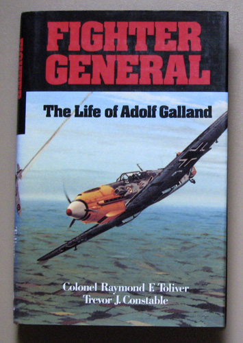 Image for Fighter General: The Life of Adolf Galland