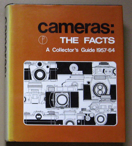 Image for Cameras: The Facts - A Collector's Guide, 1957 - 1964