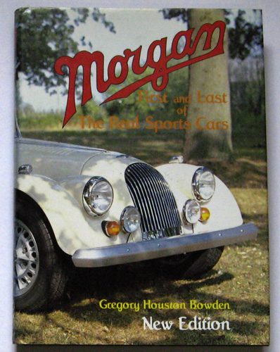 Image for Morgan: First and Last of the Real Sports Cars (F443)