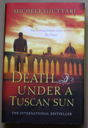 Image for Death Under a Tuscan Sun (Michele Ferrara) (Signed Copy)