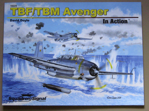 Image for TBF/TBM Avenger In Action (10225)