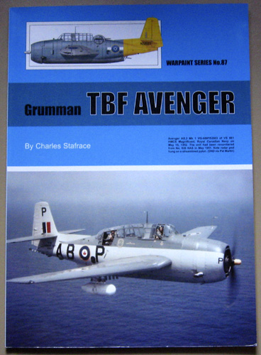 Image for Warpaint Series No.87: Grumman TBF Avenger