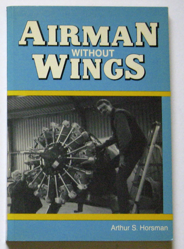 Image for Airman without Wings