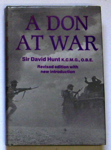 Image for A Don at War (Revised and with a New Introduction)