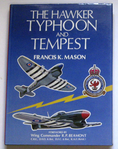 Image for The Hawker Typhoon and Tempest
