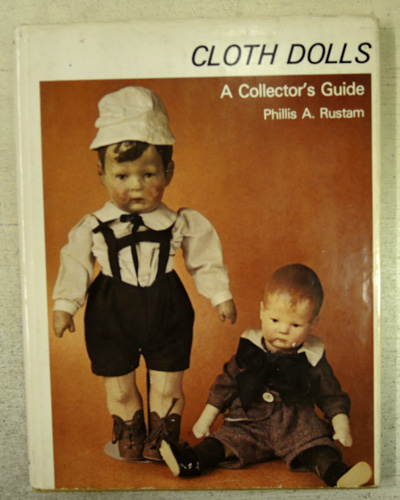 Image for Cloth Dolls: Collector's Guide