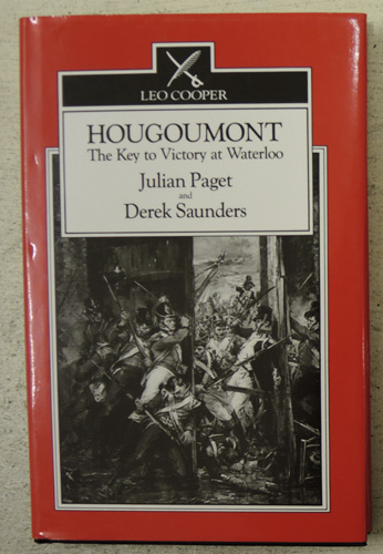 Image for Hougoumont: The Key to Victory at Waterloo