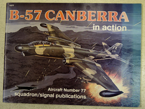 Image for B-57 Canberra in Action - Aircraft No. 77