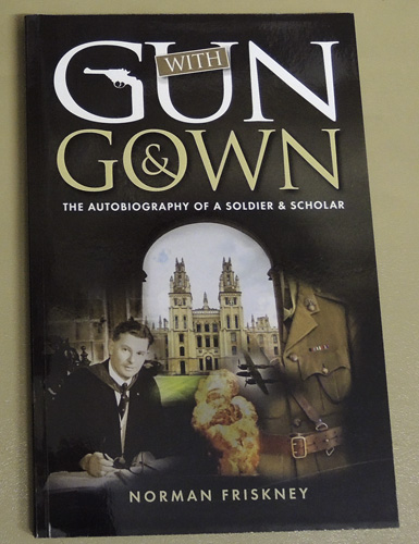 Image for With Gun and Gown: The Autobiography of a Soldier and Scholar