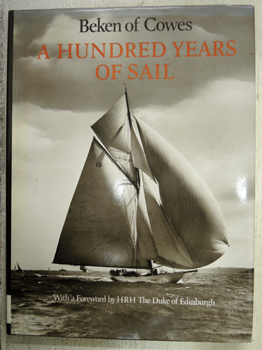 Image for A Hundred Years of Sail