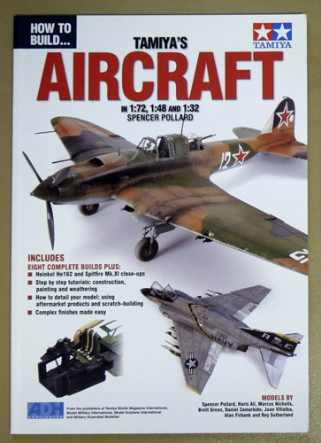 Image for How to Build Tamiya's Aircraft in 1:72, 1:48 and 1:32.