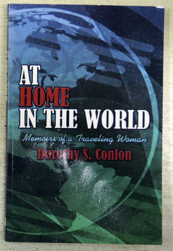 Image for At Home in the World: Memoirs of a Traveling (Travelling) Woman
