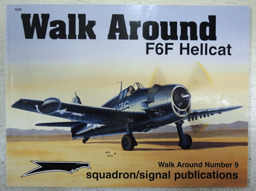 Image for Walk Around No. 9: F6F Hellcat