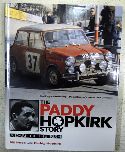 Image for The Paddy Hopkirk Story: A Dash of the Irish (H4110)