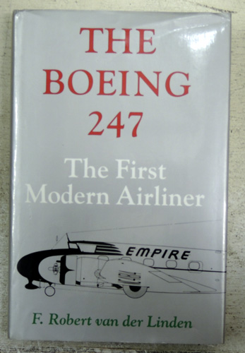 Image for The Boeing 247: The First Modern Airliner
