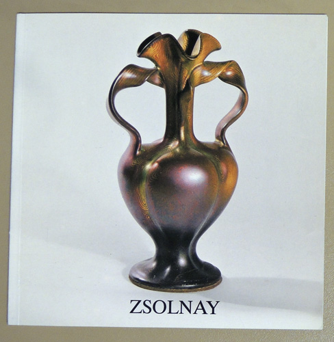 Image for Zsolnay Keramia