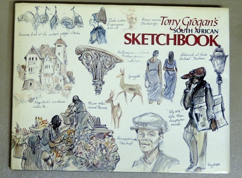 Image for Tony Grogans South African Sketchbook