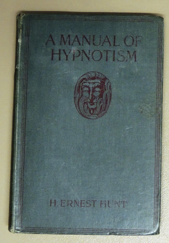 Image for A Manual of Hypnotism