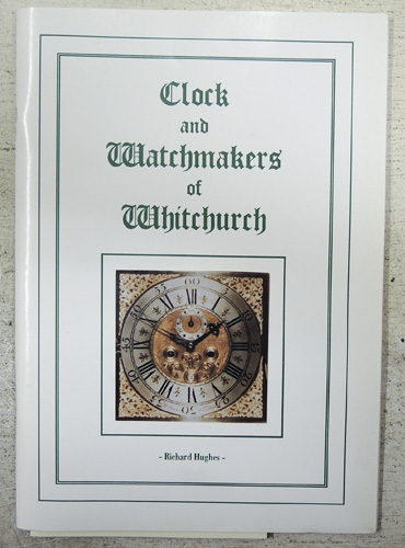 Image for Clock and Watchmakers of Whitchurch
