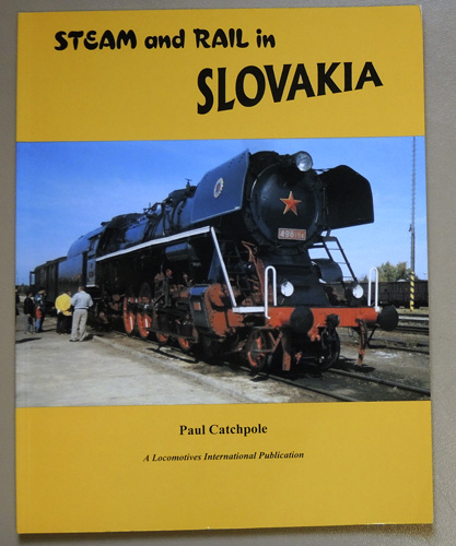 Image for Steam and Rail in Slovakia