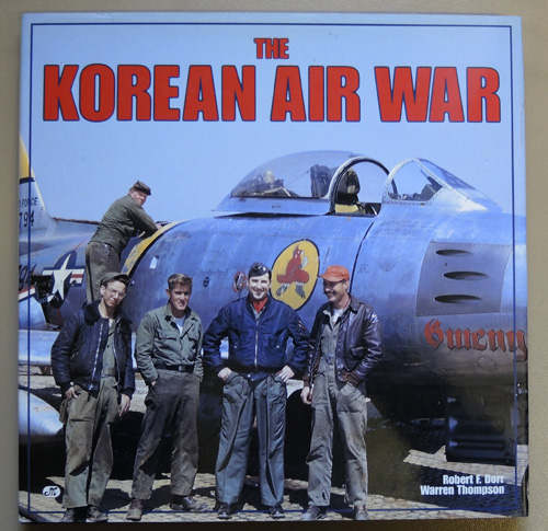 Image for The Korean Air War