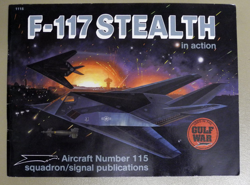 Image for F-117 Stealth in Action - Aircraft Number 115